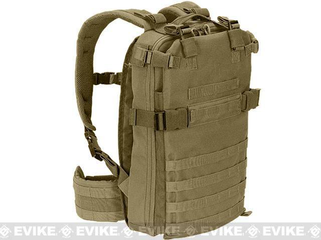 Voodoo Tactical Preatorian Rifle Pack Lite (Color: Coyote)