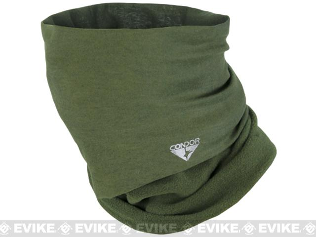 Condor Tactical Fleece Multi Wrap / Neck Gaiter - OD Green
