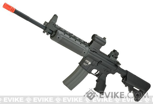 DPMS Panther Arms Licensed PAR300-L Full Metal Airsoft AEG by Cybergun