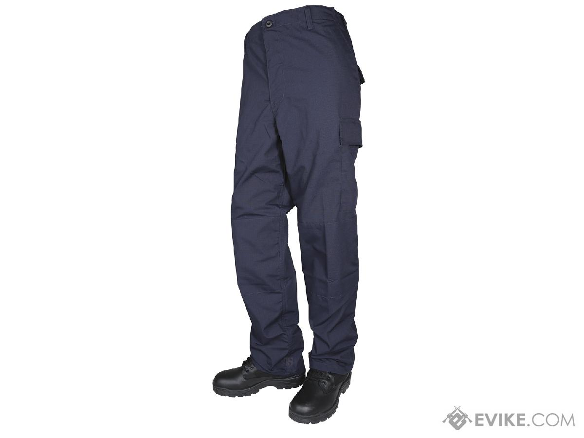 Tru-Spec Basic BDU Pants - Navy (Size: Medium)
