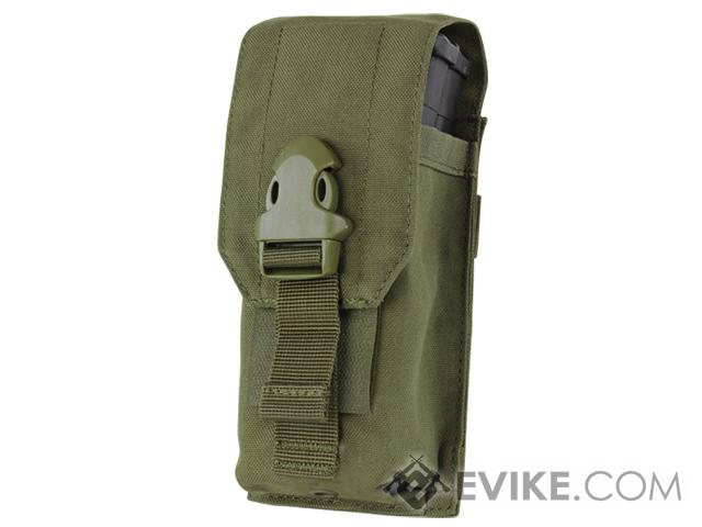 Condor Universal Rifle Magazine Pouch (Color: OD Green)