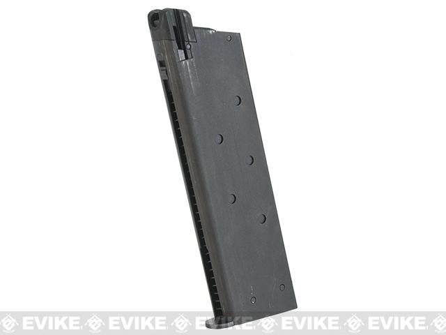KWA 21rd Full Metal Magazine for KWA 1911 Series NS2 System Gas Blowback Pistol (Type: USGI)