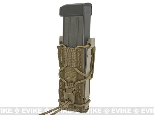 HSGI Pistol TACO® LT Modular Single Pistol Magazine Belt Mounted Pouch - Coyote Brown