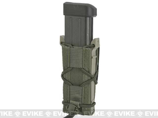 HSGI Pistol TACO® LT Modular Single Pistol Magazine Belt Mounted Pouch - OD Green