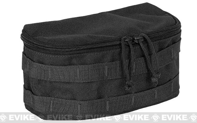 Voodoo Tactical Rounded MOLLE Utility Pouch - Black