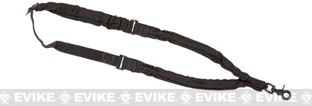 Voodoo Tactical Single Point Bungee Rifle Sling - Black