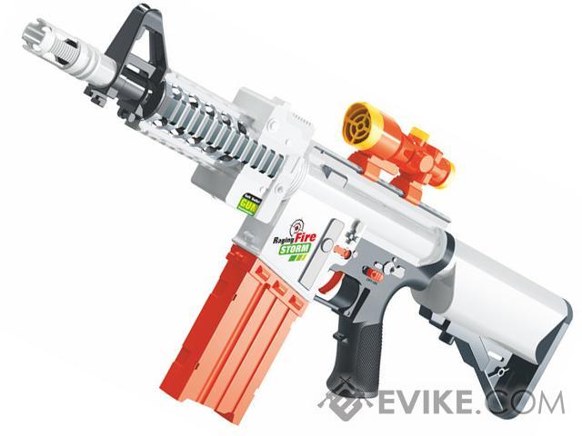 Blaze Storm 7022 Alpine Semi Auto Soft Dart Rifle