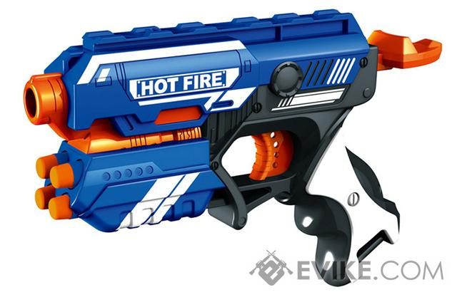 Blaze Storm Foam Blaster 7036 Single Shot Dart Pistol