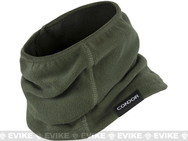 Condor Tactical Fleece Thermo Neck Gaiter - OD Green