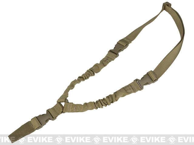 Elite Force Dual Bungee Single Point Sling (Color: Tan)