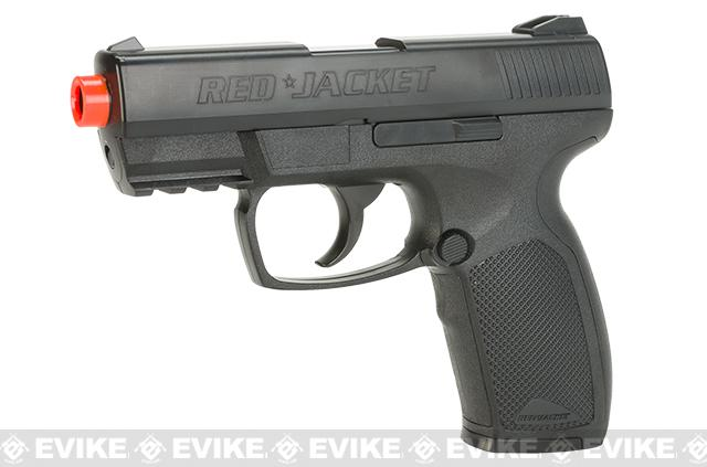 z Elite Force / Umarex Red Jacket Licensed Airsoft Co2 Non-Blowback Airsoft Pistol (380~400 FPS)