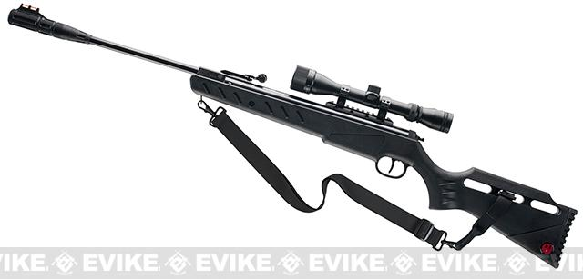 Ruger Targis  .22 cal Break Barrel Air Rifle with 4x32 Scope Kit by Umarex (.22 cal AIRGUN NOT AIRSOFT)