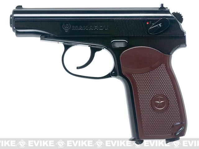 Umarex Makarov 4.5mm BB Air Pistol (.177 cal AIRGUN NOT AIRSOFT)