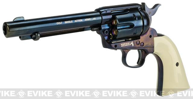 Umarex Colt Single Action Army .177 cal  Airgun - Blued Finish (.177 cal AIRGUN NOT AIRSOFT)