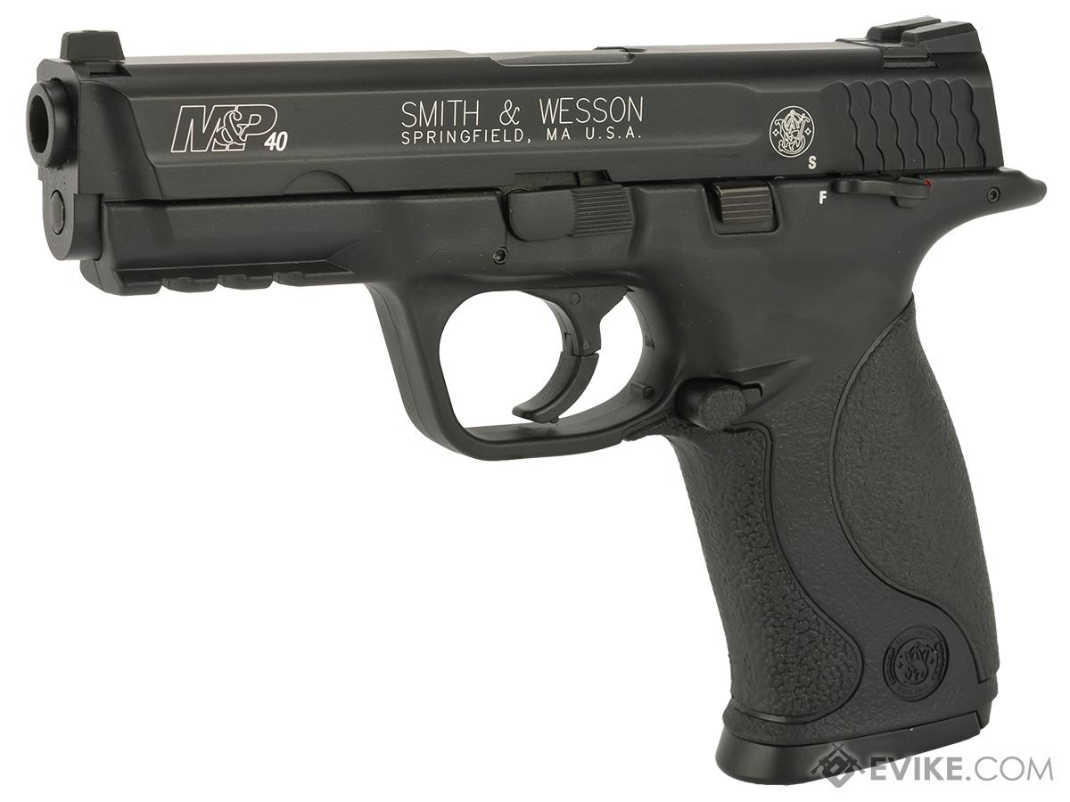 Smith and Wesson MP40 CO2 Powered Blowback 4.5mm Air Pistol (4.5mm AIRGUN NOT AIRSOFT)