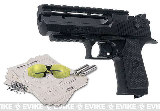 Umarex Magnum Research Baby Desert Eagle Airgun Kit (.177 cal AIRGUN NOT AIRSOFT)