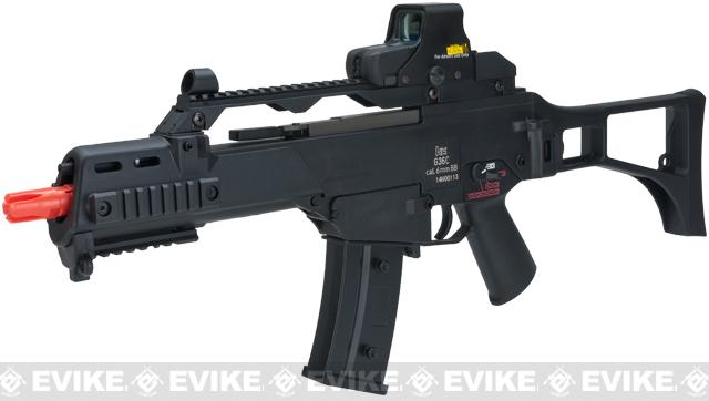 Umarex H&K G36C Elite Airsoft AEG EBB Rifle - Black