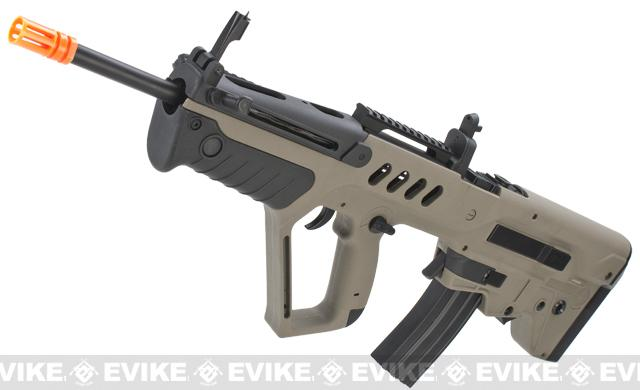 IWI Licensed Elite Tavor TAR-21 Airsoft AEG Rifle by Umarex (Color: Tan)