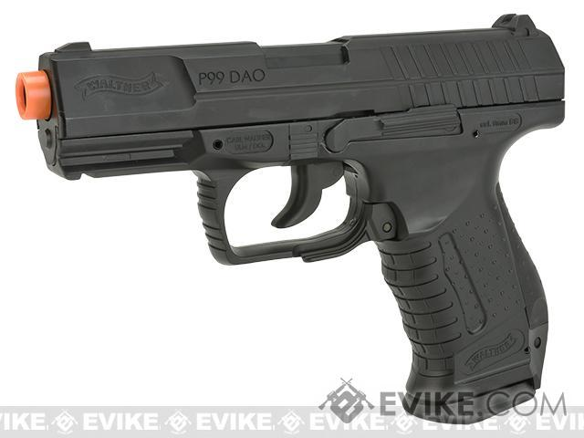 Bone Yard - Umarex Walther Gen  2 P99 CO2 Blowback Airsoft