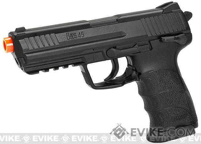 Bone Yard - Umarex H&K Licensed HK45 Full Size CO2 Gas Non-Blowback Airsoft Pistol (Store Display, Non-Working Or Refurbished Models)