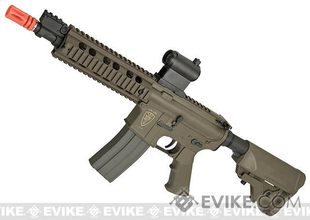 Elite Force CQB Competition M4 Airsoft AEG Rifle (Color: Flat Dark Earth)