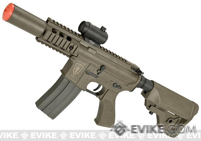 Elite Force CQC Competition M4 Airsoft AEG Rifle (Color: Flat Dark Earth)