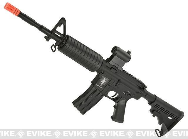 Bone Yard - Elite Force Full Metal M4 Carbine Airsoft AEG - Black (Store Display, Non-Working Or Refurbished Models)