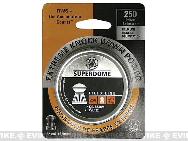 RWS Hobby Superdome .22 cal. Pellets - 250 count