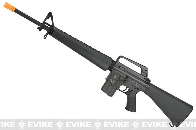 Pre-Order ETA January 2018 Classic Army Full Metal M16A1 M15A1 - (Package: Rifle)