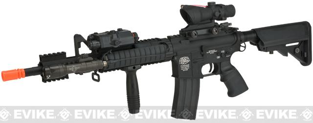 G&P Special Operations Build M.R.E Carbine Airsoft AEG Rifle (Package: Add Battery + Charger)