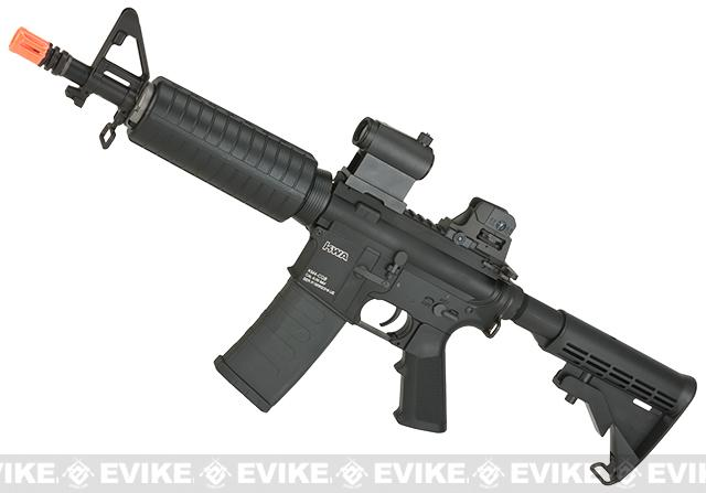 z KWA Full Metal KM4 CQB Airsoft AEG Rifle - (Package: Rifle)
