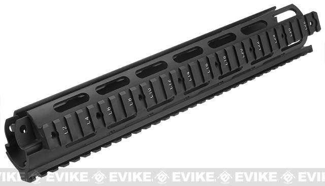 Matrix Metal Railed Handguard for G3 Series Airsoft AEGs