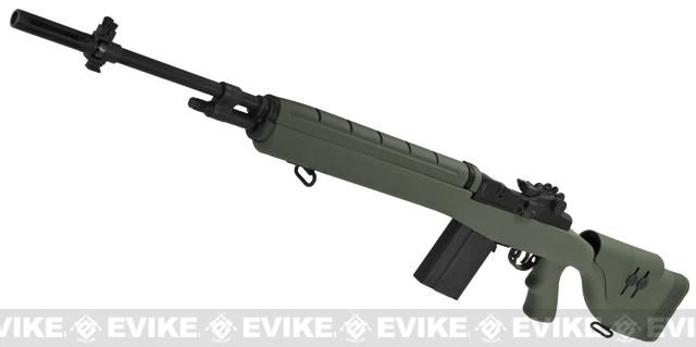 G&P M14 DMR Airsoft AEG Sniper Rifle (Package: Foliage Green / Add Battery + Charger)