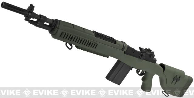 G&P M14 DMR Recon Airsoft AEG Sniper Rifle (Package: Foliage Green / Gun Only)