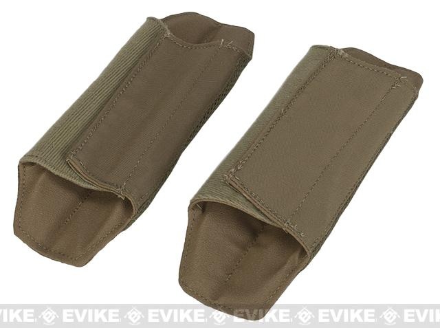 Shellback Tactical Banshee Shoulder Pad Sets (Color: Coyote Tan)