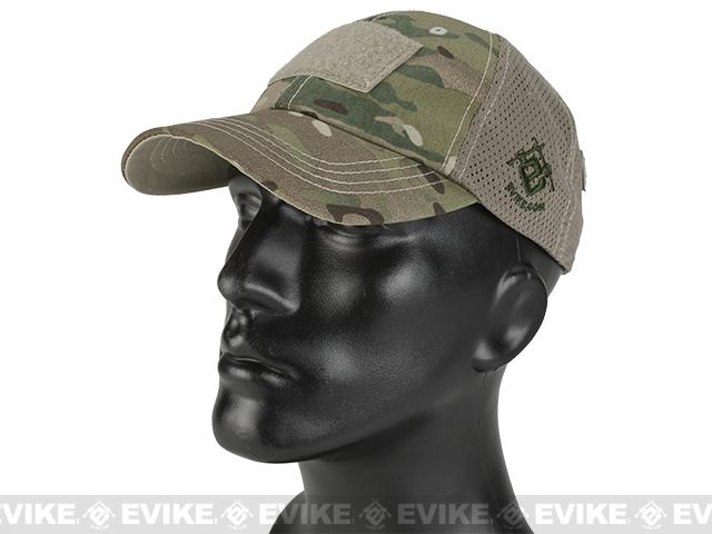Evike.com Mil-Spec Patch Ready Tactical Ball Cap (Color: Multicam)