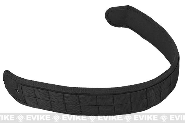 HSGI SlimGrip Padded Duty Belt (Color: Black / 46)