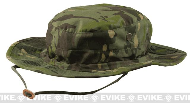 Tru-Spec Tactical Response Uniform Boonie Hat - Multicam Tropic (Size: 7 1/4)