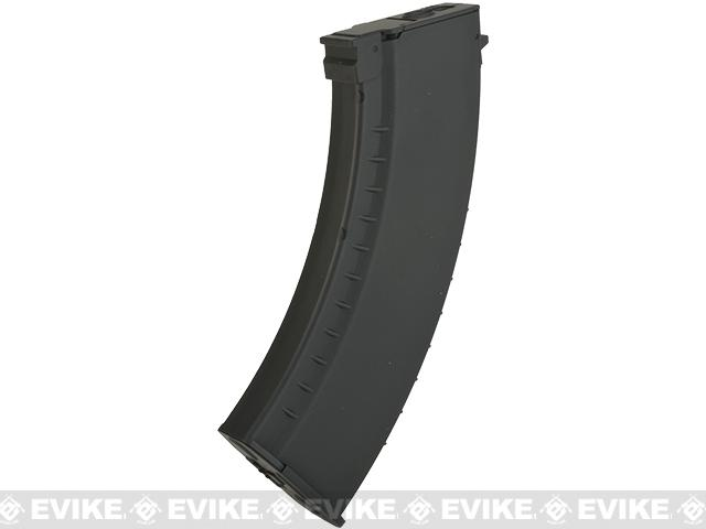 CYMA 550rd Hi-Cap Polymer Magazine for Airsoft AK Series AEG (Color: Black)