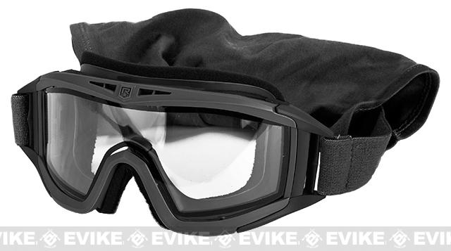 Revision Desert Locust Extreme Weather Basic Goggles - Black (Clear)