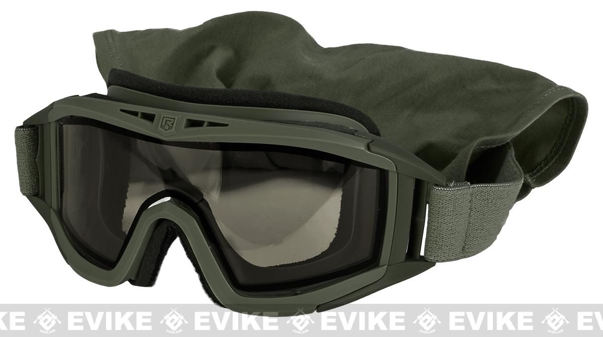 b67e30fbac Revision Desert Locust Extreme Weather Basic Goggles - OD Green (Smoke)