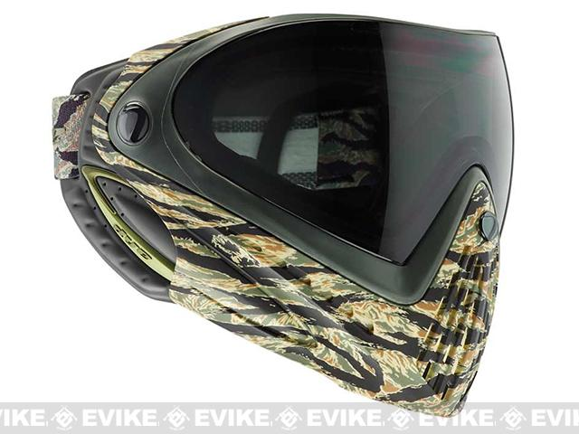 Dye i4 Pro Airsoft Full Face Mask (Style: Tiger / Thermal Lens)