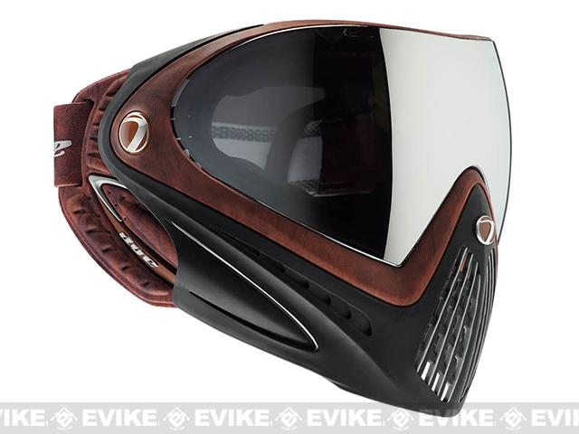 Dye i4 Pro Airsoft Full Face Mask (Style: Woody / Thermal Lens)