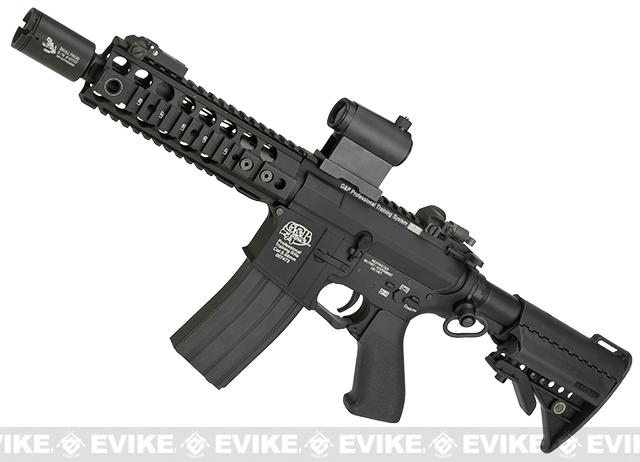 z G&P LMT 7 M4 SBR CQB Airsoft AEG Rifle (Package: Gun Only)