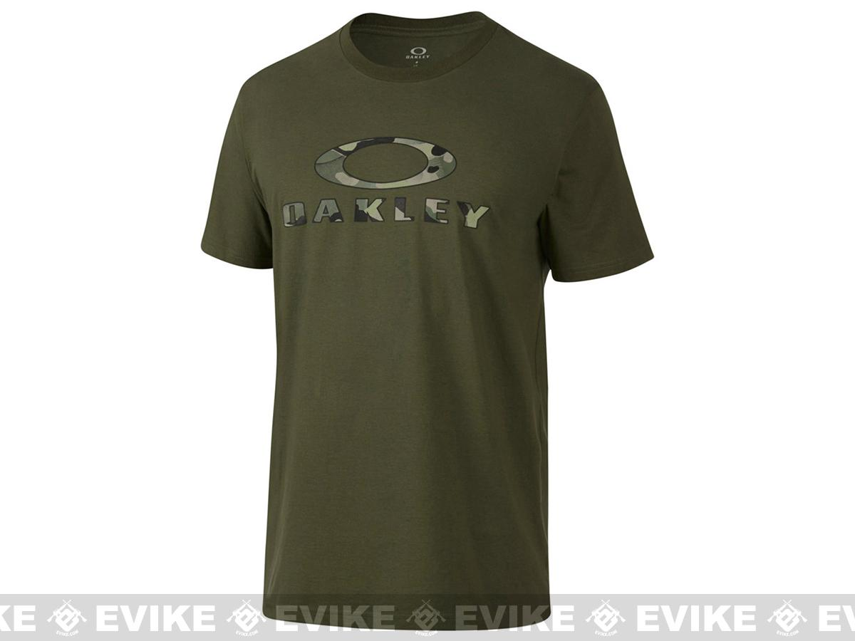 z Oakley Stealth O T-Shirt - Dark Brush (Size: X-Large)