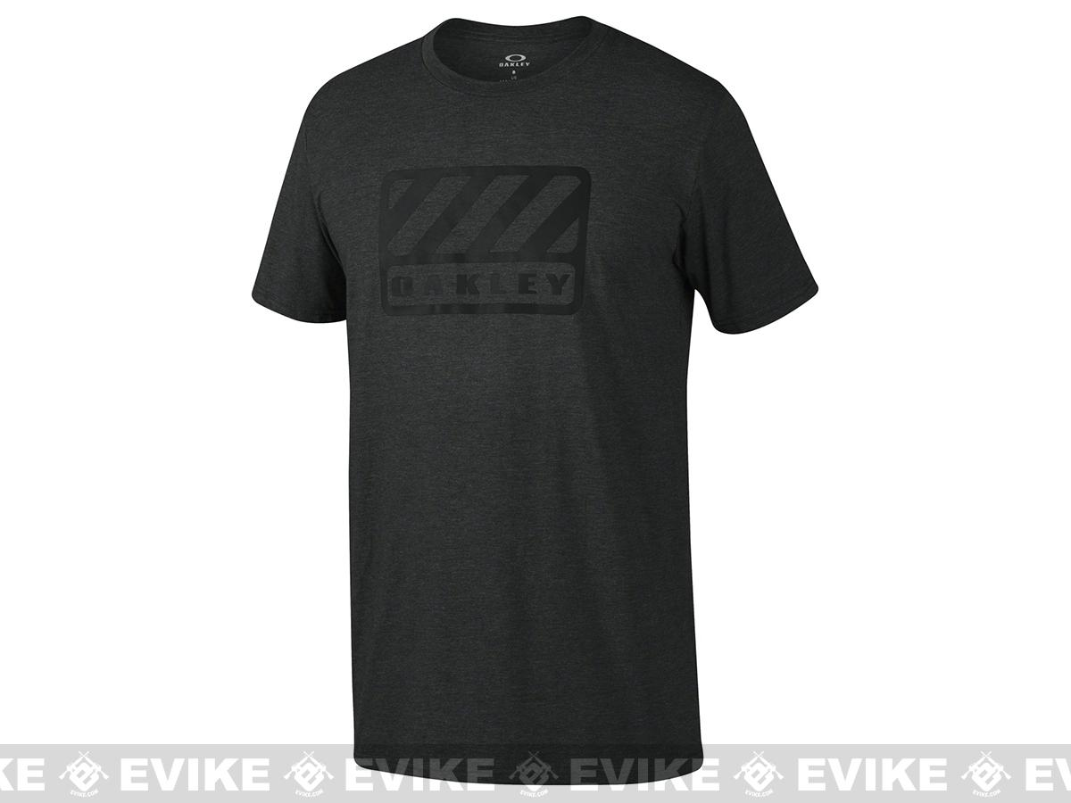 Oakley  50/50 Badge  T-Shirt - Black (Size: X-Large)