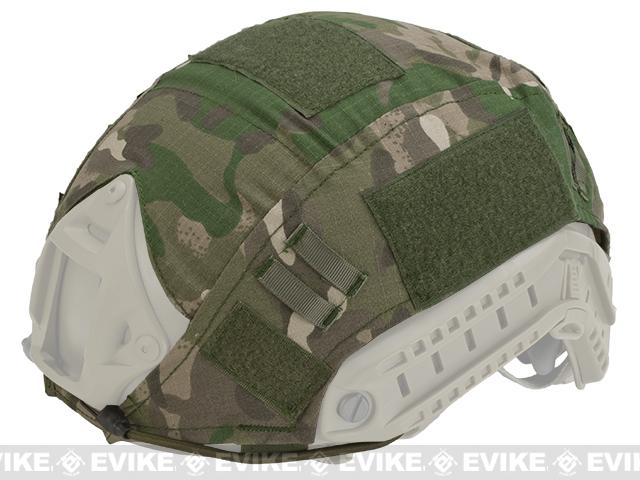 Emerson Tactical Helmet Cover for Bump Type Airsoft Helmets (Color: Camo)