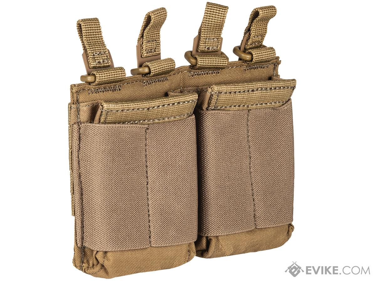 5.11 Tactical Flex Double AR Bungee Magazine Pouch (Color: Kangaroo)
