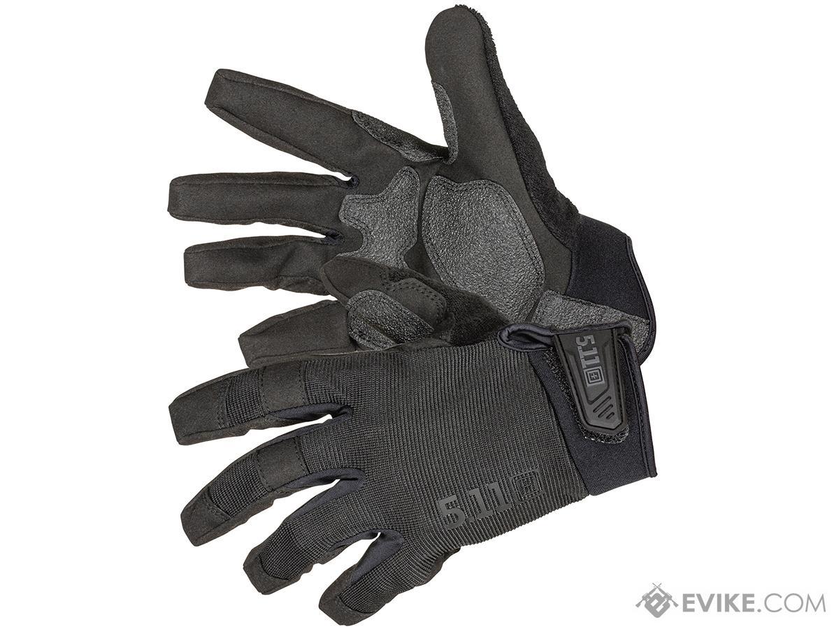 5.11 Tactical TAC A3 Gloves (Color: Black / Large)