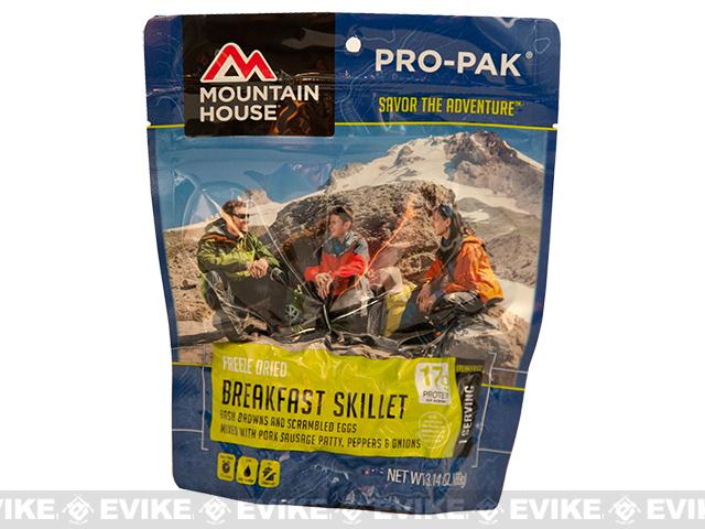 Mountain House Freeze Dried Meal - Breakfast Skillet